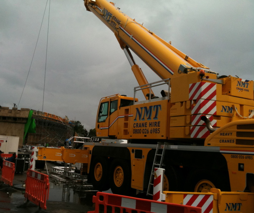 Film Amp Tv Projects Nmt Crane Hire