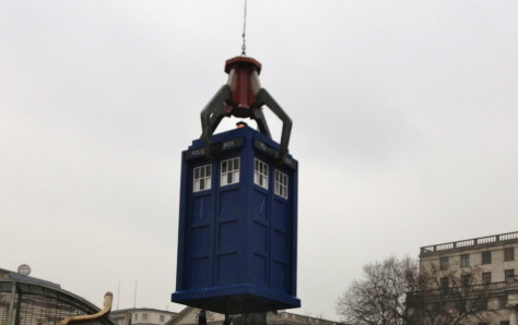 Doctor Who 5oth Anniversary Show