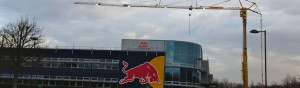 Red Bull building