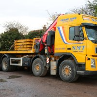 A picture of a Volvo 66 Ton Fassi