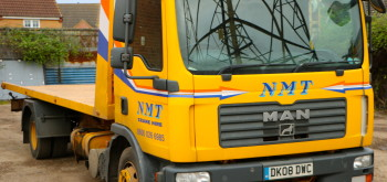 NMT lorry loader